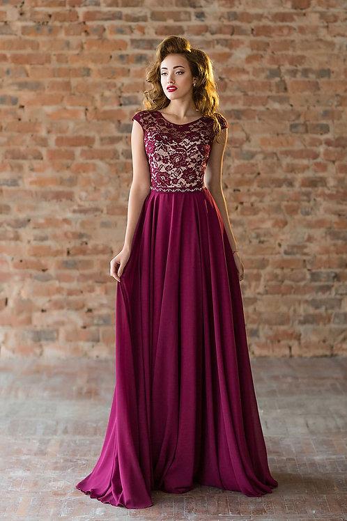 Вечернее платье из premium класса Арт.255