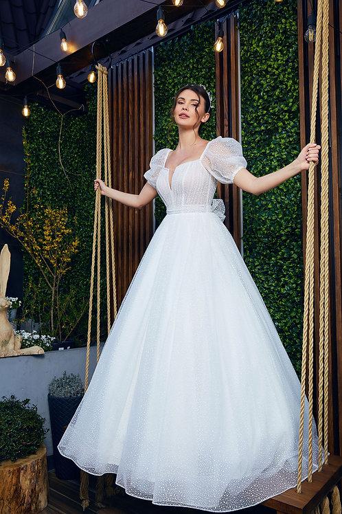 Свадебное платье из premium класса Арт. 079