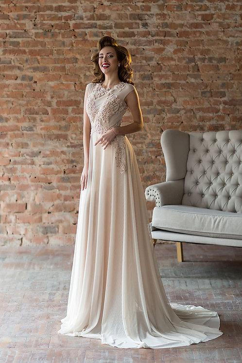 Вечернее платье из premium класса Арт.506