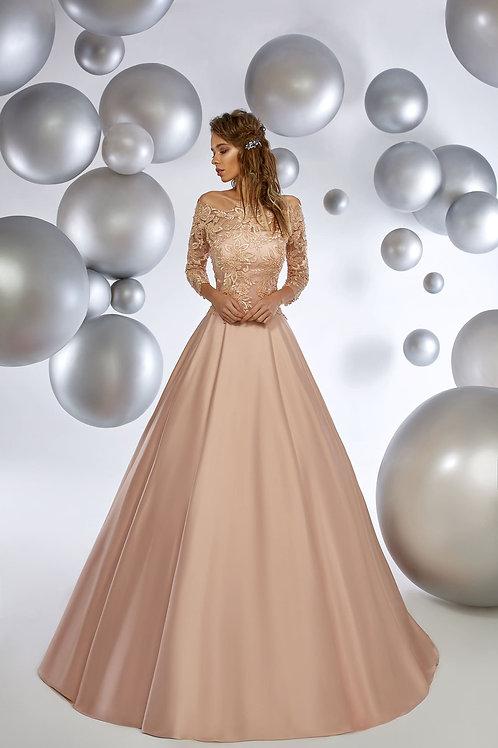 Вечернее платье из premium класса Арт. 215