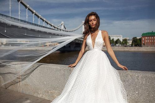 Пышное свадебное платье  Арт.031Б