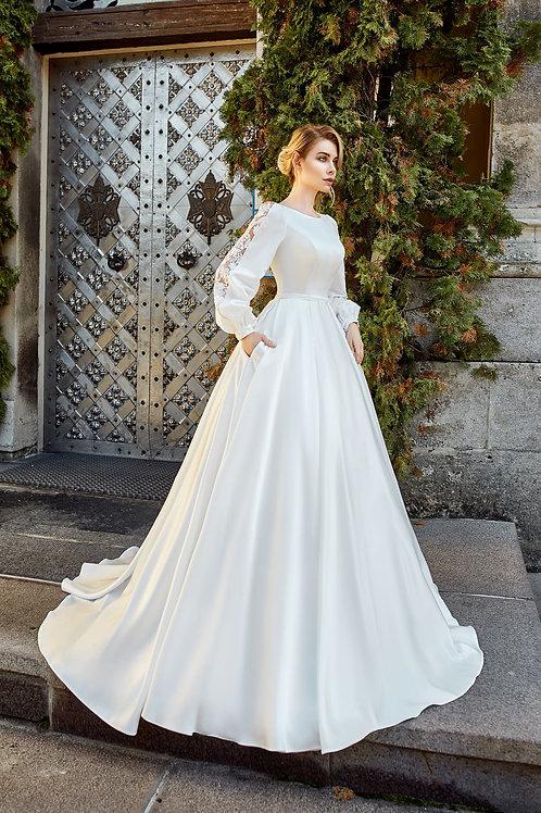 Свадебное платье Арт.015