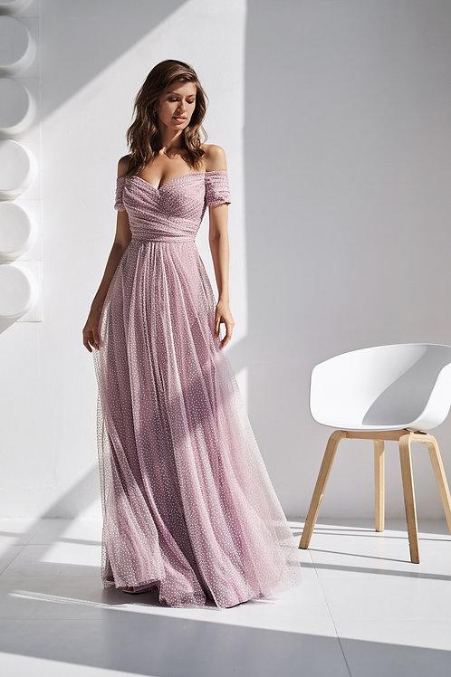 Вечернее платье из premium класса Арт. 553