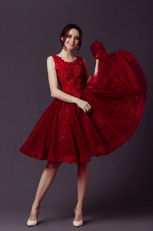 Вечернее платье из premium класса Арт.544
