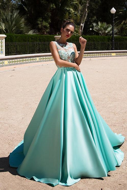 Вечернее платье из premium класса Арт. 510