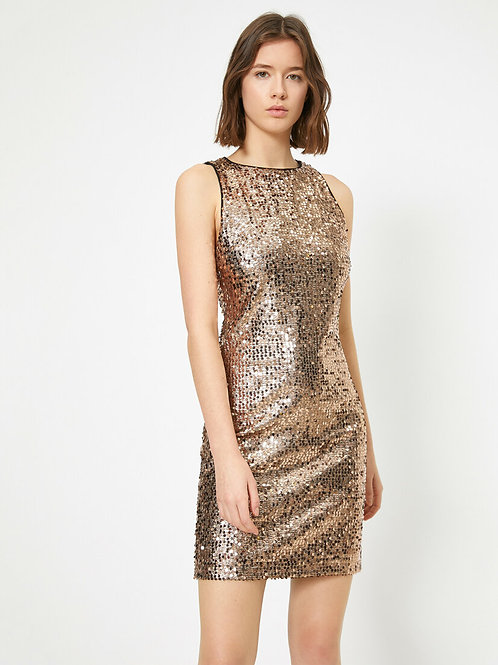 Мерцающее платье Арт.614