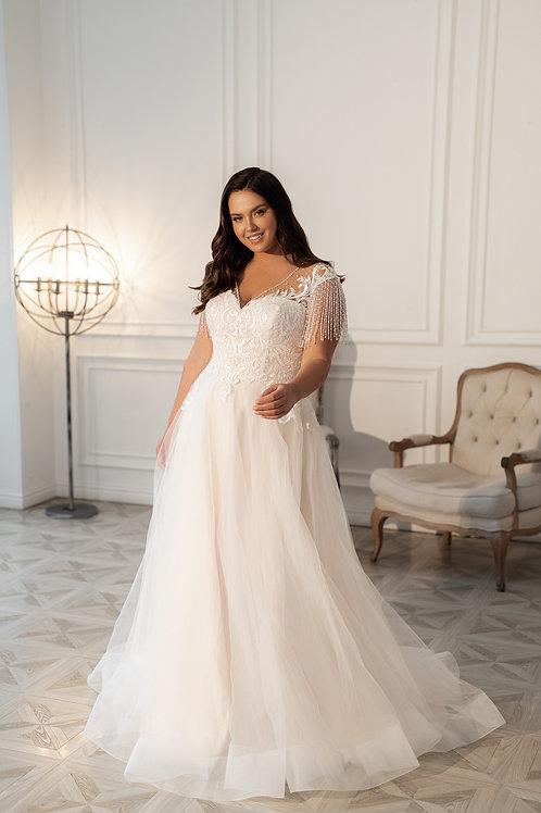 Свадебное платье  Арт.044
