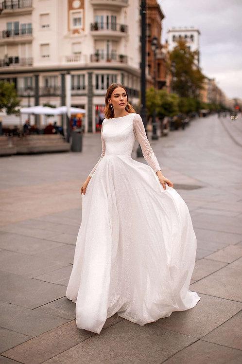 Свадебное платье  Арт. 091