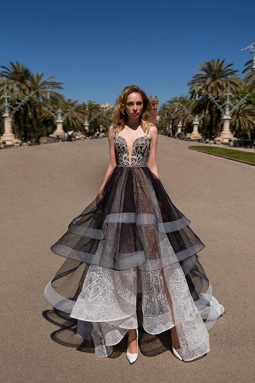 Вечернее платье из premium класса Арт. 1043