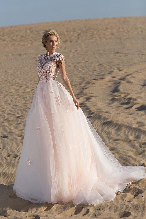 Эффектное платье из premium класса Арт. 112