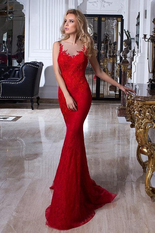 Вечернее платье из premium класса Арт.208