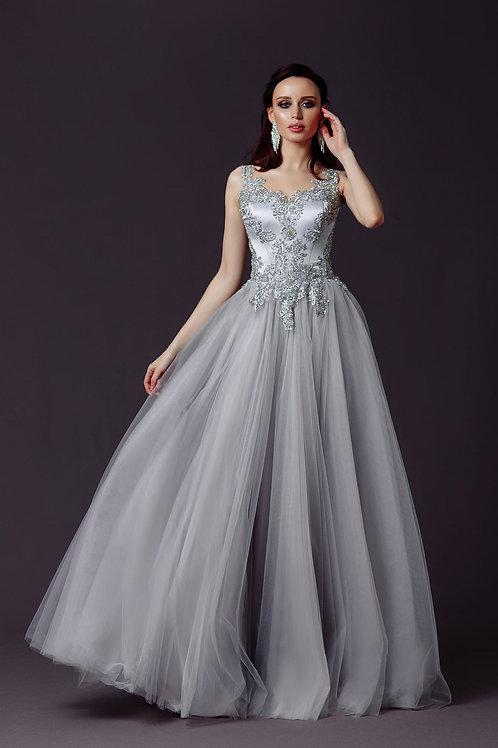 Вечернее платье из premium класса Арт.542
