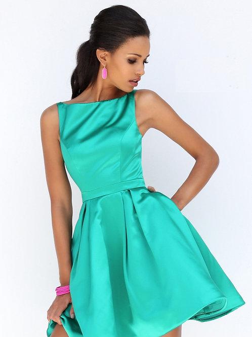 Очаровательное коктейльное платье Арт.283