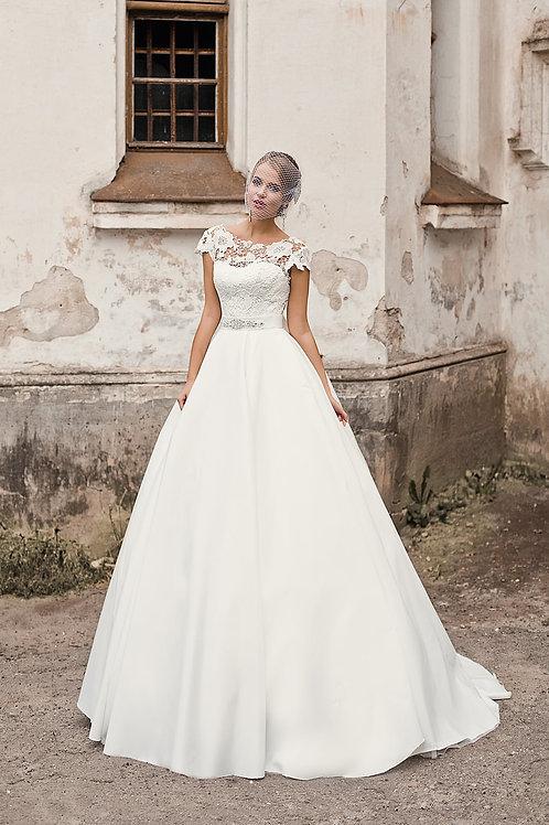 Свадебное платье Арт. 124