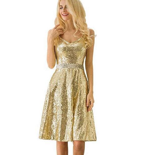 Мерцающее платье Арт.602