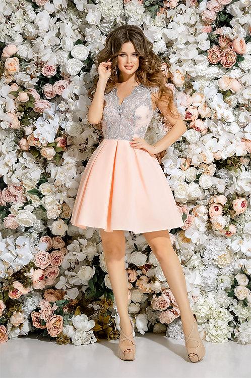 Вечернее платье из premium класса Арт. 512