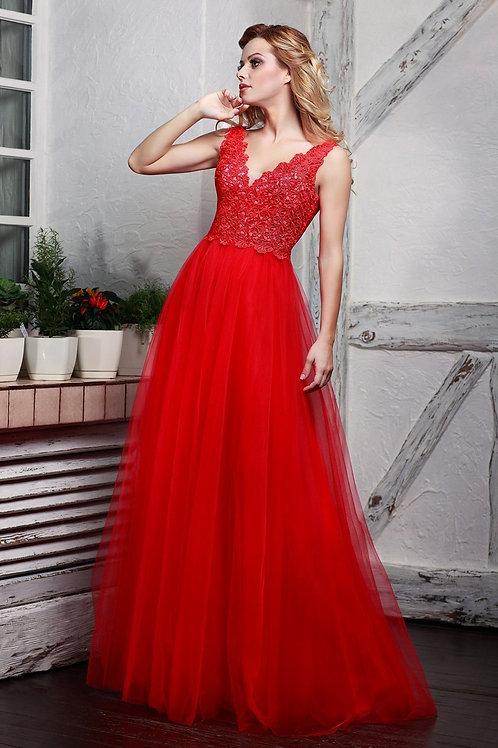 Вечернее платье из premium класса Арт.259