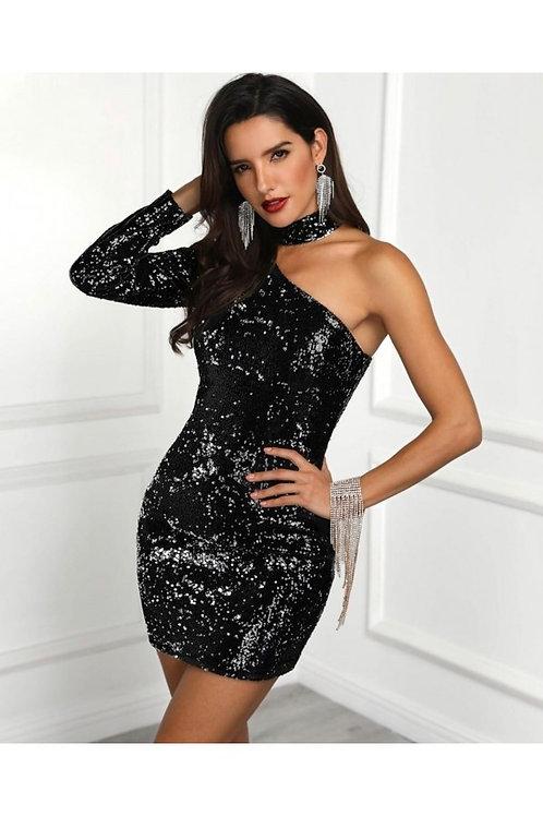 Блестящее платье Арт.624