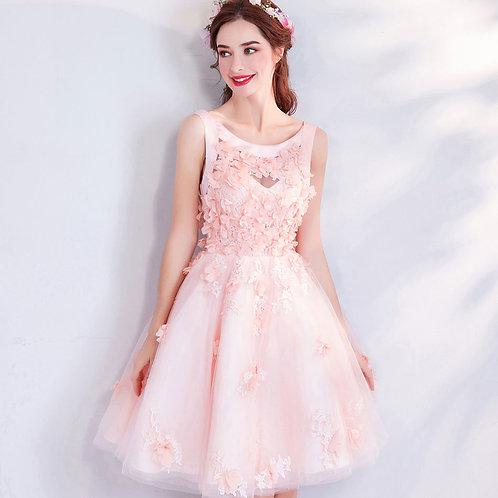 Очаровательное коктейльное платье Арт. 301