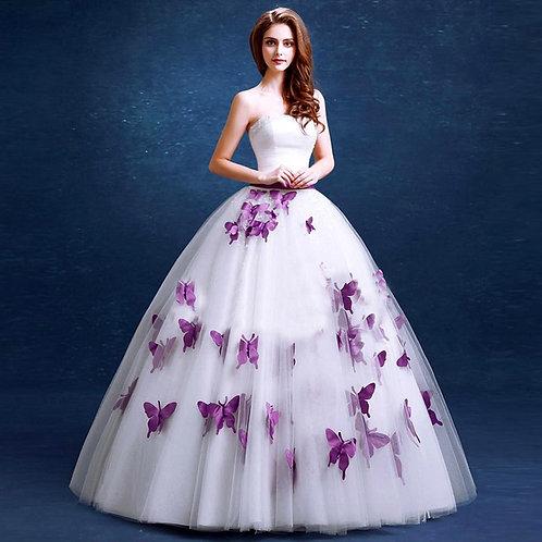 Вечернее платье из premium класса Арт. 300