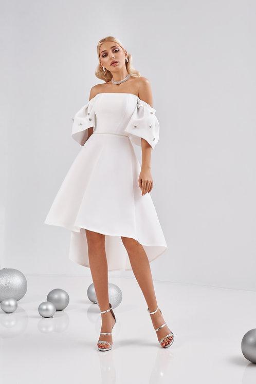 Свадебное платье с пышной юбкой Арт. 058