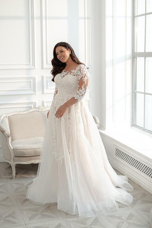 Свадебное платье  Арт.038