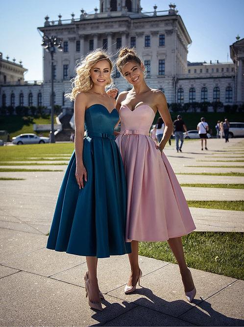 Очаровательное коктейльное платье Арт. 306