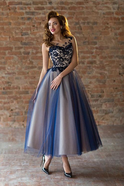 Вечернее платье из premium класса Арт. 268