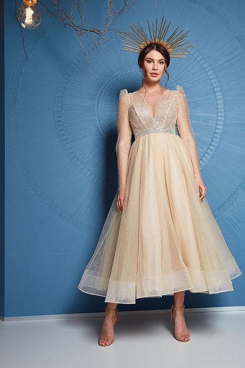 Вечернее платье из premium класса Арт. 546