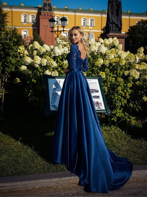 Вечернее платье из premium класса Арт. 275