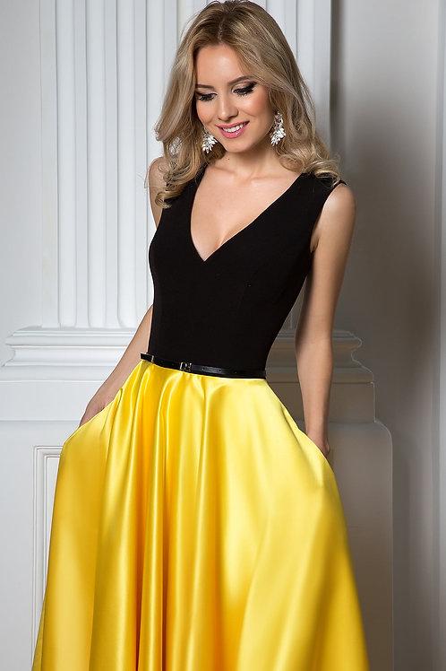 Вечернее платье из premium класса Арт.191