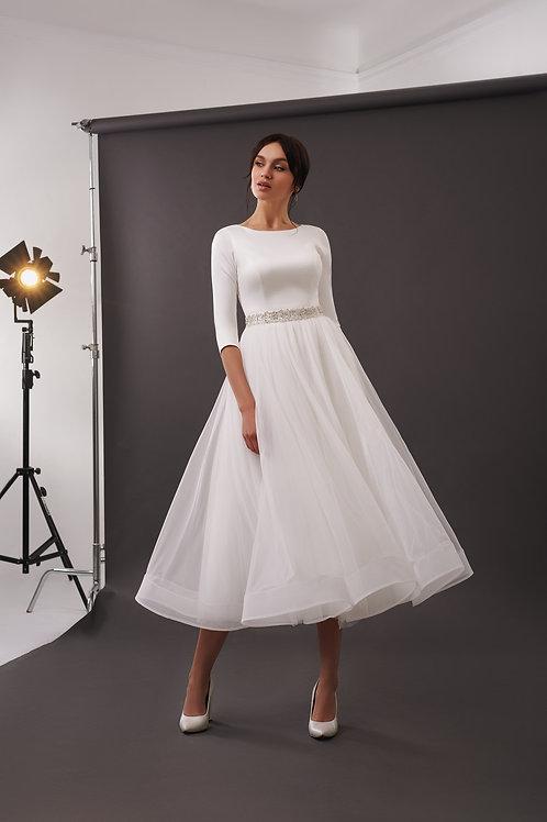 Платье миди Арт.013