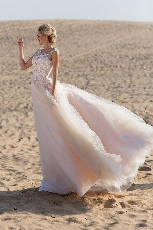Эффектное платье из premium класса Арт. 110