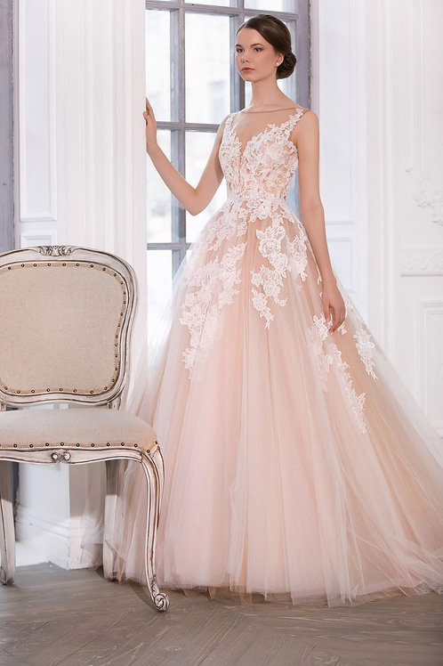 Платье из premium класса Арт.304