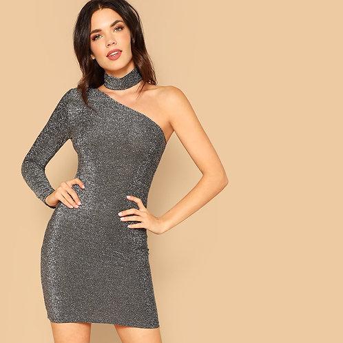 Мерцающее платье Арт.622