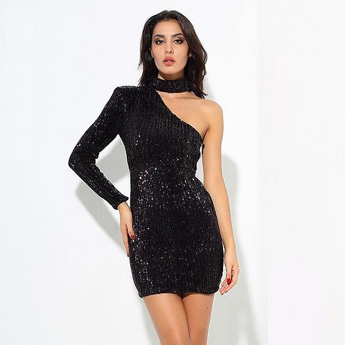 Мерцающее платье Арт.623