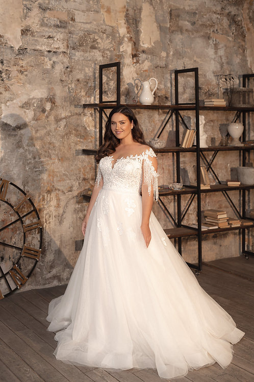 Свадебное платье  Арт.039