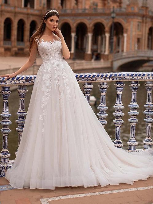 Свадебное платье Арт.003