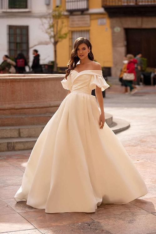 Пышное свадебное платье Арт.024Б