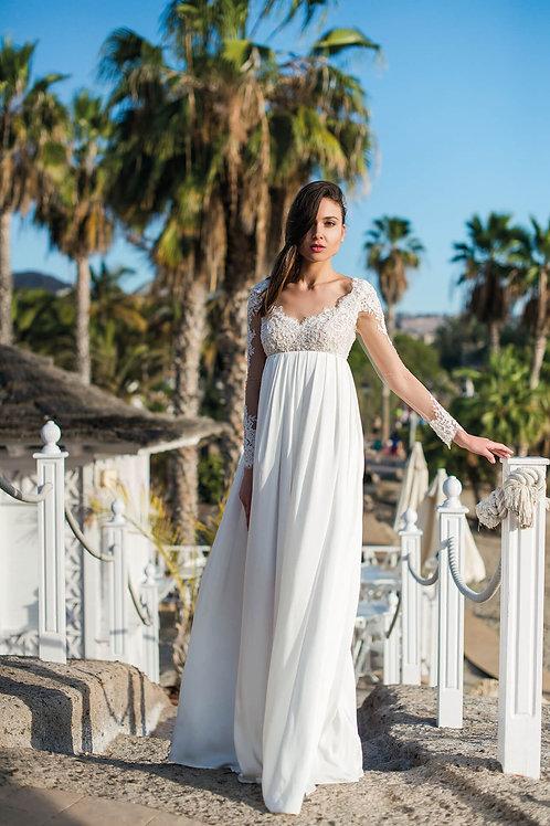 Свадебное платье для беременных Арт. 053