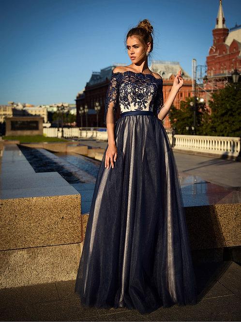 Вечернее платье из premium класса Арт.278