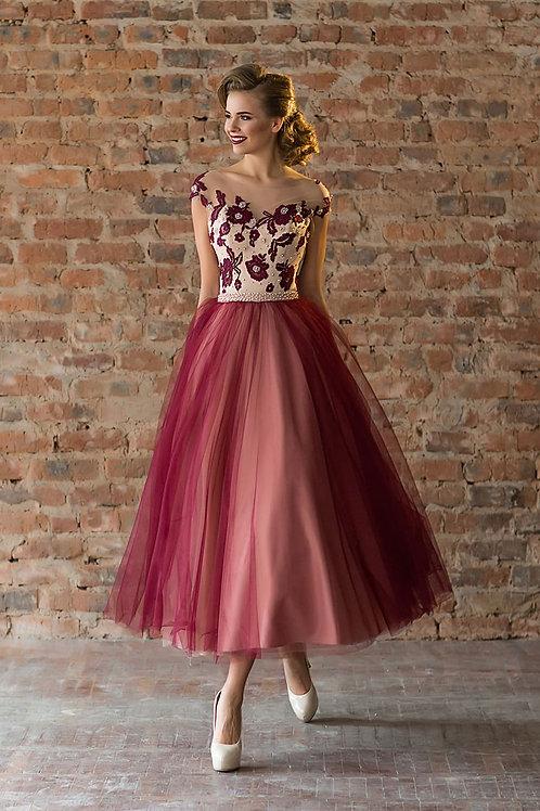 Вечернее платье из premium класса Арт. 267