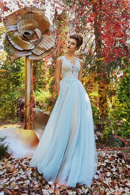 Вечернее платье из premium класса Арт. 527