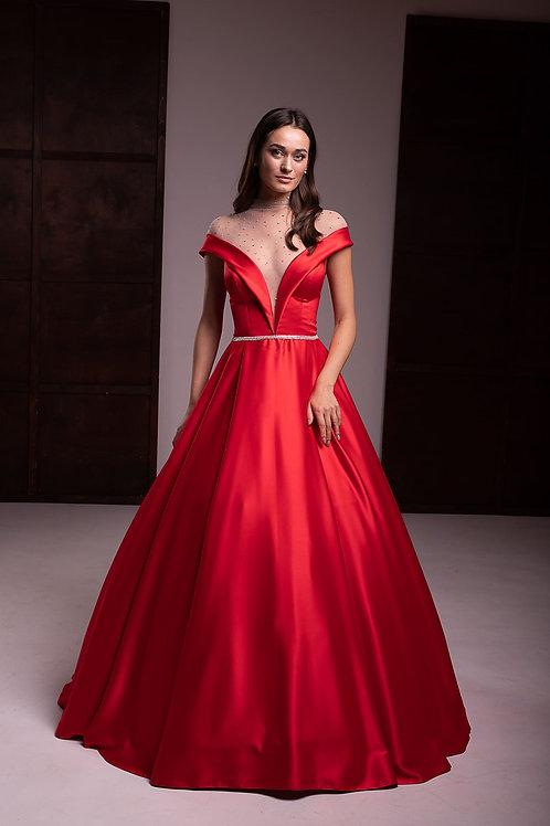 Вечернее платье из premium класса Арт.217Б