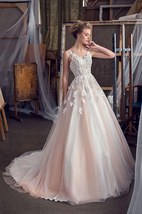 Эффектное платье из premium класса Арт. 120
