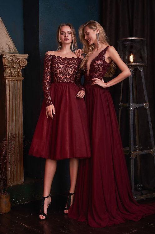 Вечернее платье из premium класса Арт.1013