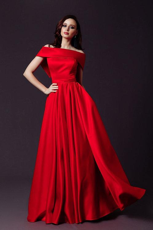 Вечернее платье из premium класса Арт.545