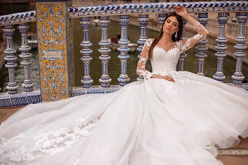 Свадебное платье  из premium класса Арт.007Б