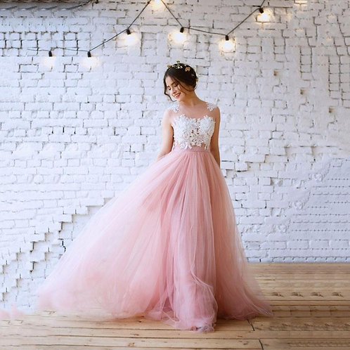 Вечернее платье из premium класса Арт.302