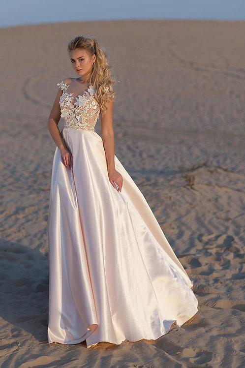 Эффектное платье из premium класса Арт. 113